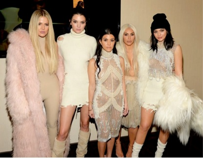 kylie and sisters