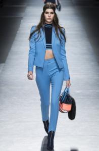 versace blue suit