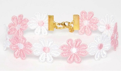 chocker flower asos