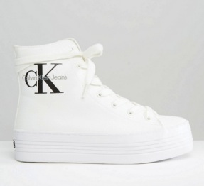 ck trainers £75